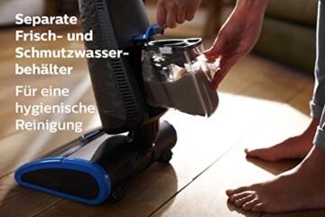 Philips Aquatrio Pro FC7080/01 Nass-/Trockensauger vorteile