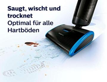 Philips FC7090/01 Aquatrio Pro Wischsauger testbericht