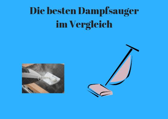 Dampfsauger Test