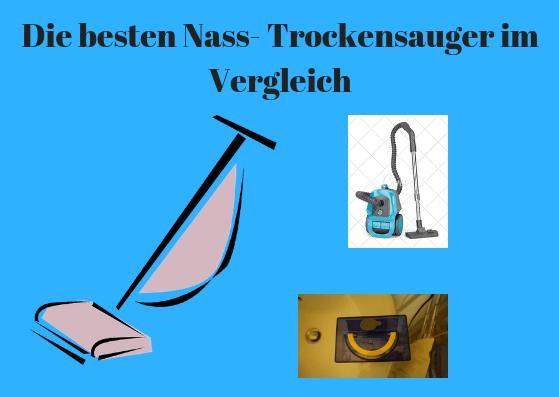 Nass- Trockensauger Test